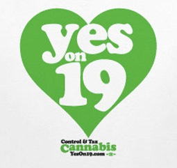 Vote Yes on 19!